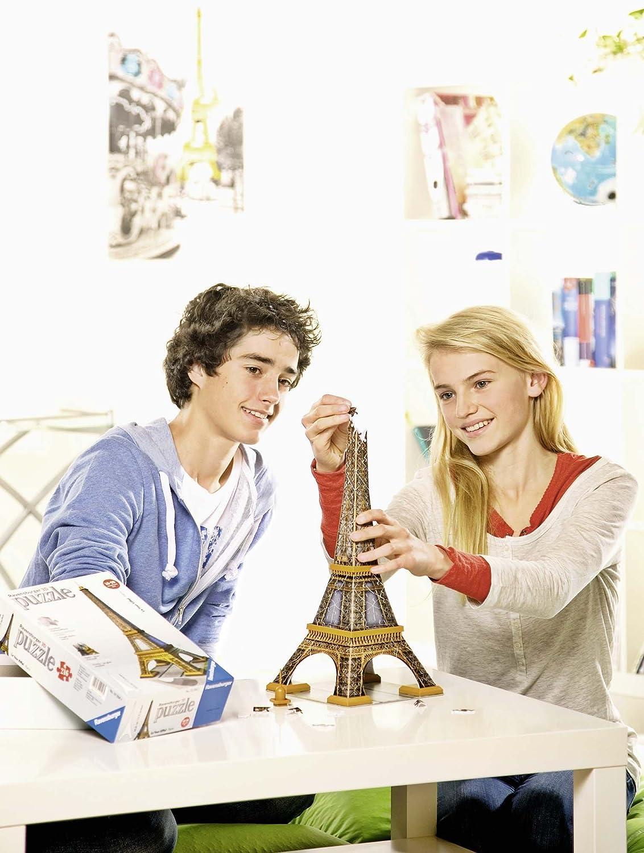 Ravensburger Eiffel Tower 216 pc 3D Puzzle