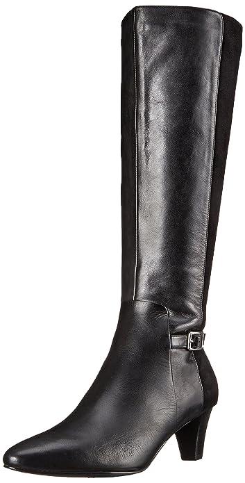Amazon.com | Cole Haan Women\'s Sylvan Harness Boot | Knee-High