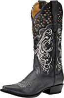 Stetson Women's Big Lila Riding Boot