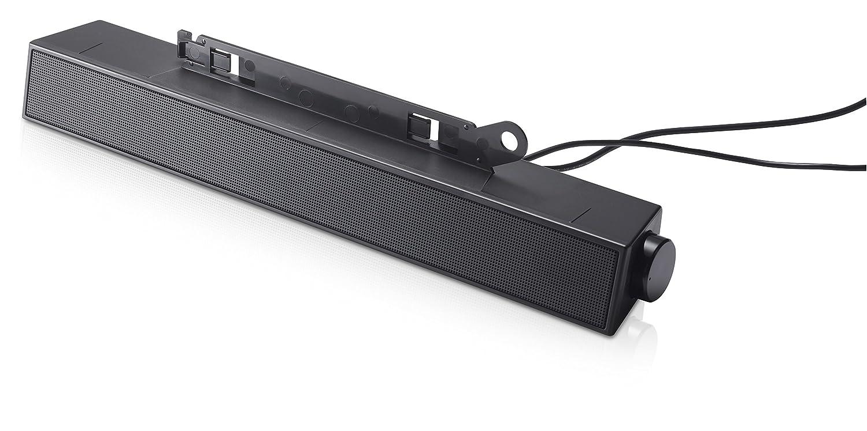 Dell AX510 Aktivboxen - Barra de sonido, color negro (importado)