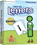 Meet the Letters - Flashcards