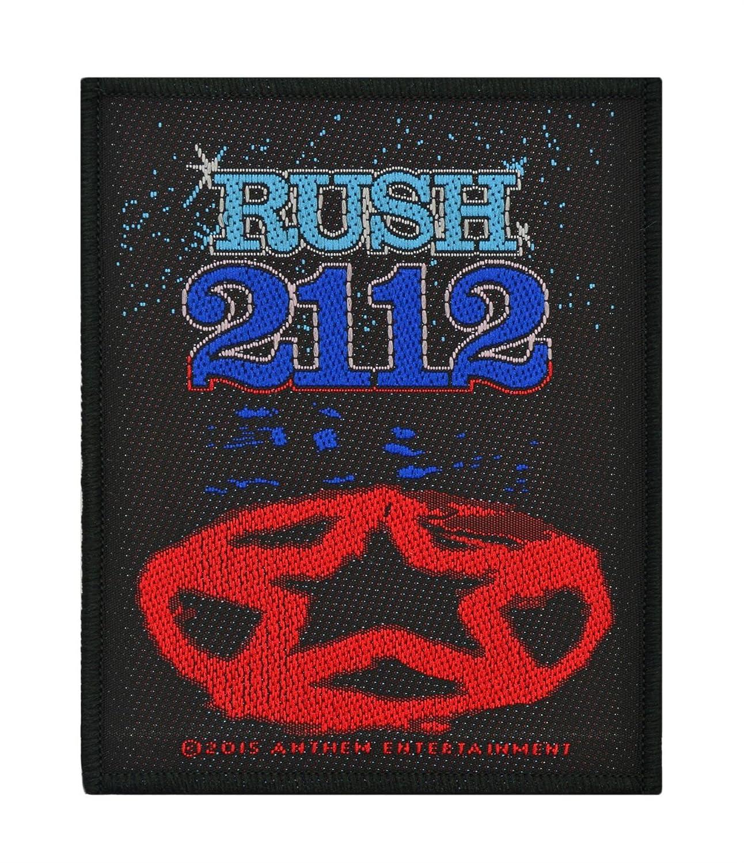 Rush 2112 Woven Patch razamatazz SP2856