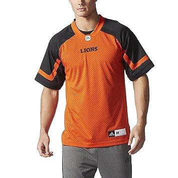 0b756913ec8 adidas Men s CFL BC Lions Home Jersey
