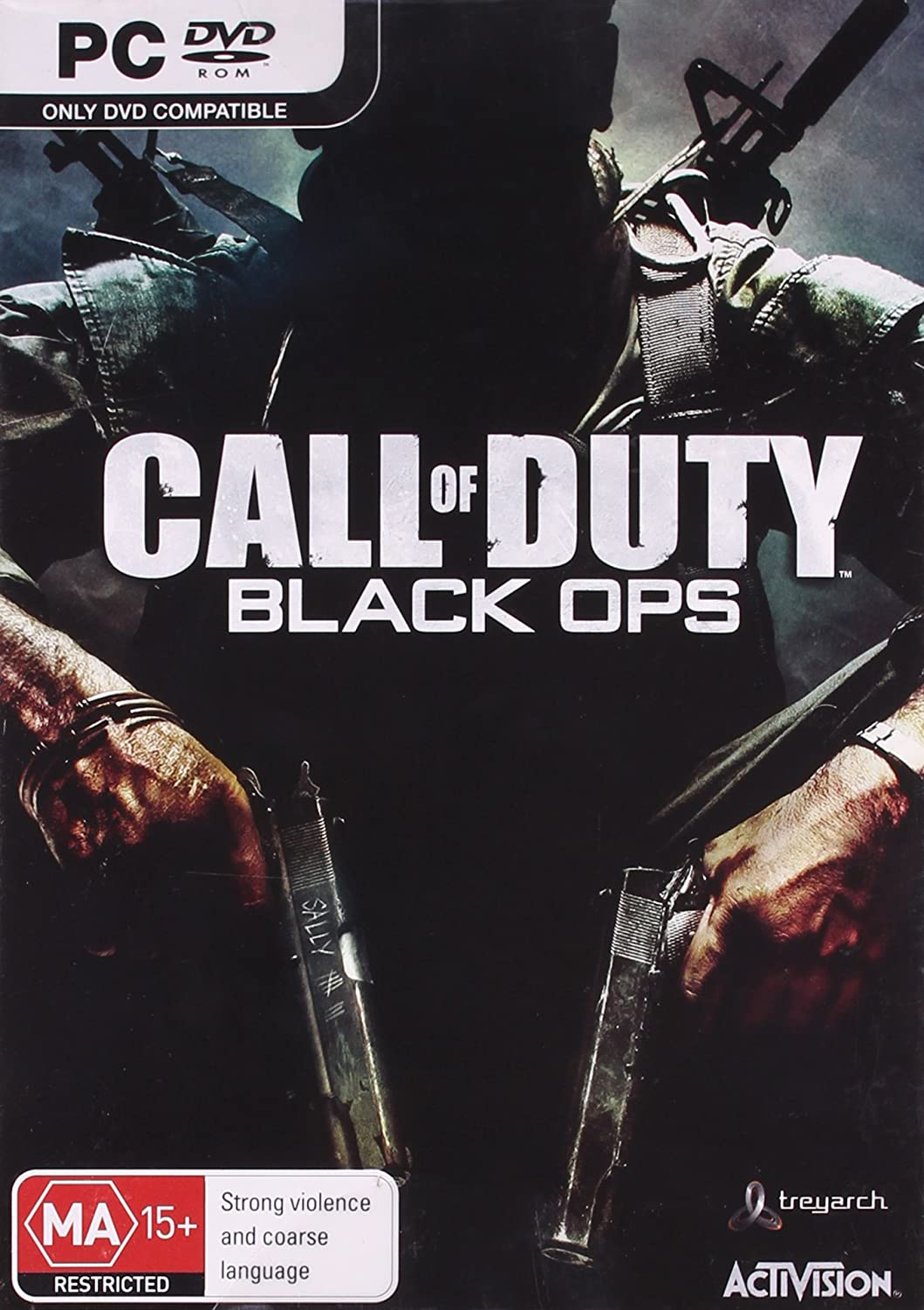 Amazon Com Call Of Duty Black Ops Pc Video Games