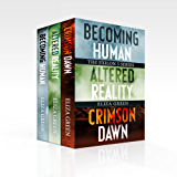 Exilon 5 Boxset, Dystopian Sci Fi: Becoming Human, Altered Reality, Crimson Dawn (Dystopian Boxset)