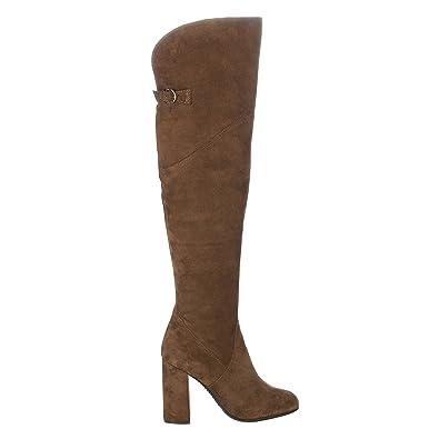Miglio Cuissardes femme -  - Marron - 36 MARRON - Chaussures Cuissardes Femme