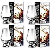 Glencairn Whisky Glass in Gift Carton, Set of 4
