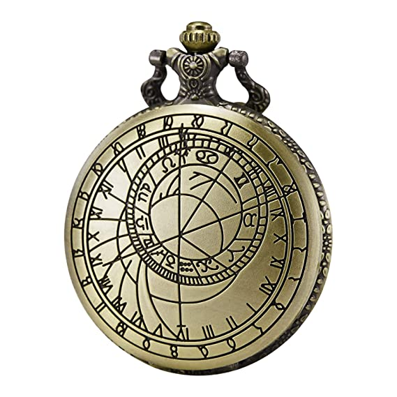 2016 New Arrival Doctor Who Theme Bronze With Glass Dome Case Quartz Pocket Watch Best Birthday Gift Watches