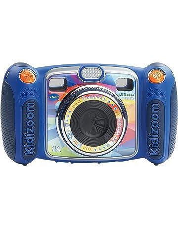 VTech - Kidizoom Duo S1, cámara Digital para niños, Color Azul (170803)