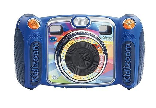 65 opinioni per VTech- Fotocamera per bambini KidiZoom Duo, colore: Blu
