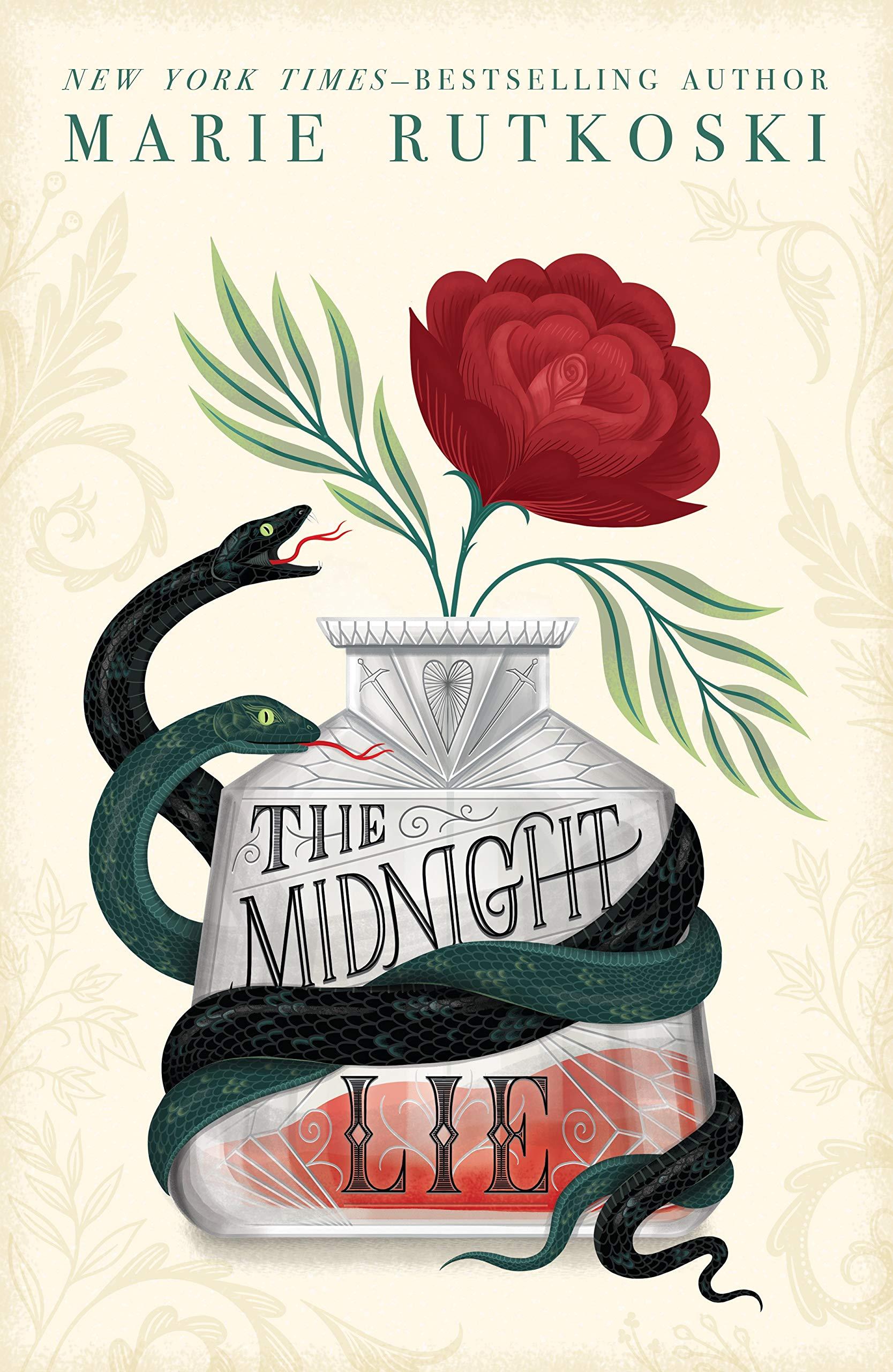 Amazon.com: The Midnight Lie (9780374306380): Rutkoski, Marie: Books