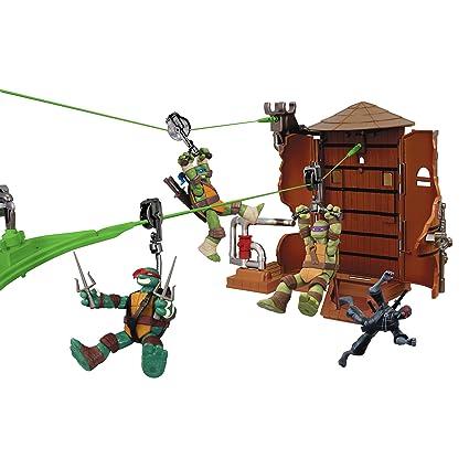 Amazon.com: Teenage Mutant Ninja Turtles Z-Line Torre de ...