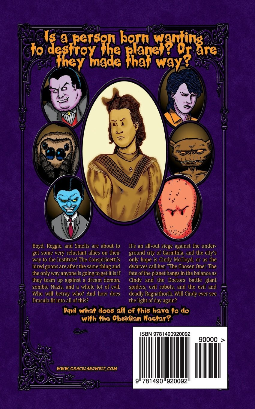 Boyd McCloyd and the Black Ooze Part 3