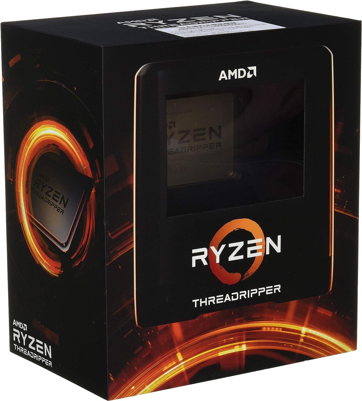 AMD Ryzen Threadripper 3970X 32-Core, 64-Thread Unlocked Desktop Processor, without Cooler