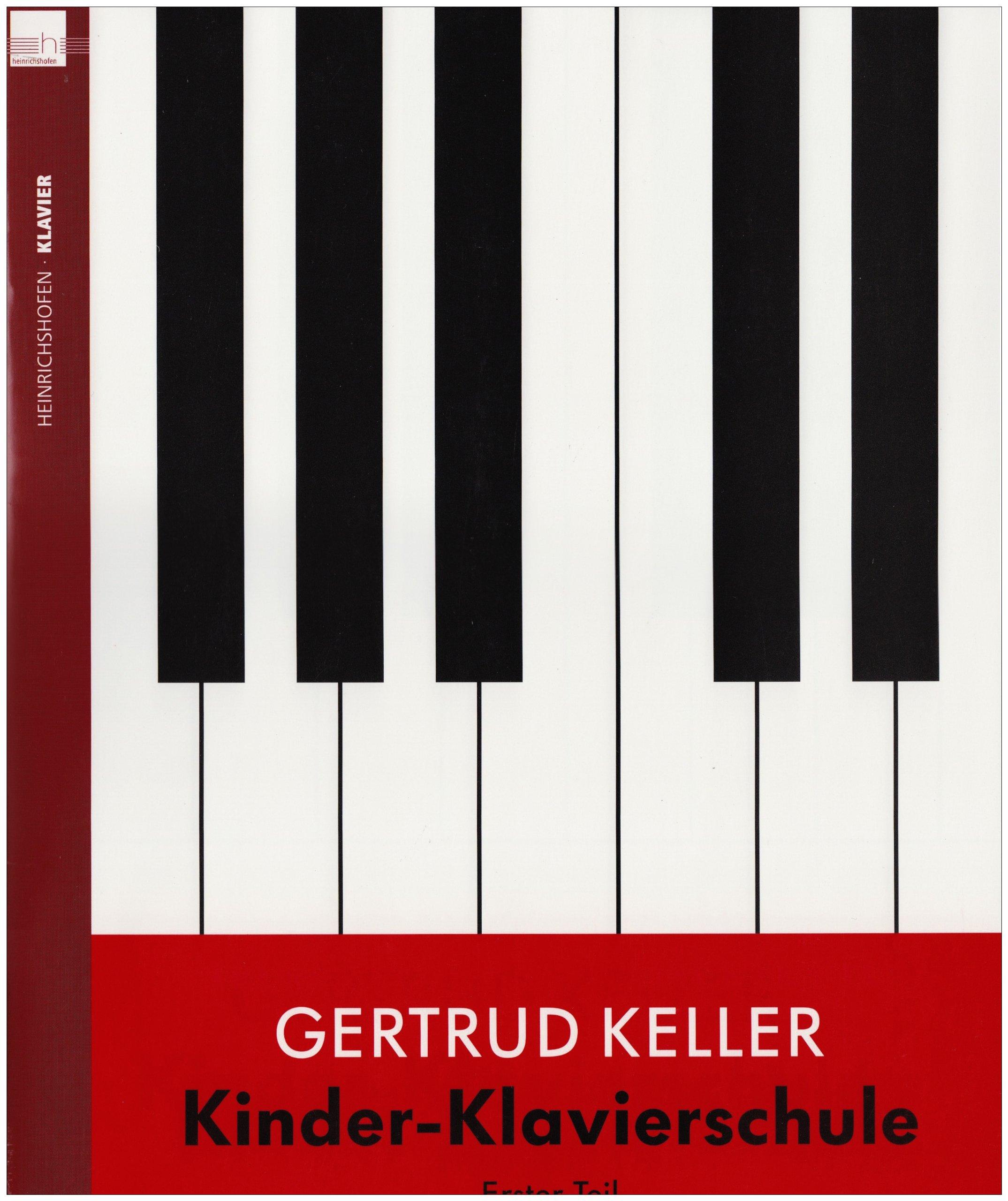 Kinder-Klavierschule / Kinder-Klavierschule (Band 1)