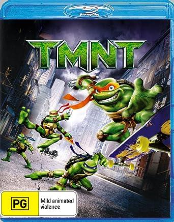 Amazon.com: Teenage Mutant Ninja Turtles | NON-USA Format ...