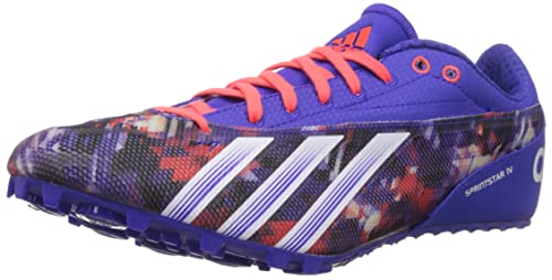 another chance cc6a2 37c3d adidas Sprint Star 4 M - Zapatillas para Hombre  Amazon.es  Zapatos y  complementos
