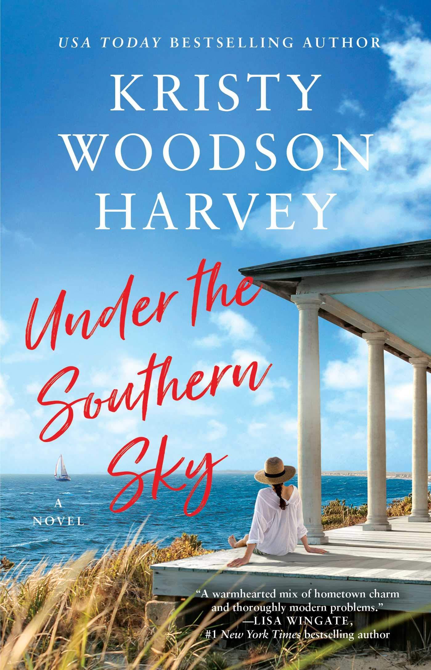 Under the Southern Sky: Woodson Harvey, Kristy: 9781982117726: Amazon.com:  Books