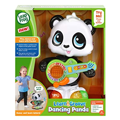Leap Frog Dancing Panda with Guitar Learn & Groove Unix Baby: Toys & Games