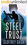 Steel Trust: A Jack Steel Action Mystery Thriller Prequel Novella