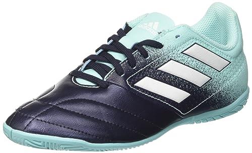 newest 5b98a e44b9 adidas Ace 17.4 In J, Zapatillas de Fútbol Unisex Niños  Amazon.es  Zapatos  y complementos
