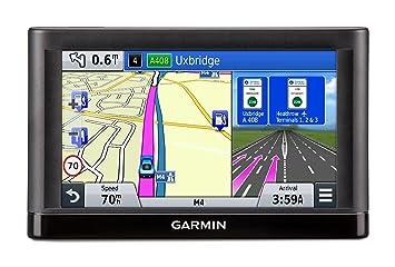 """Garmin Nuvi 55 - Navegador GPS de 5"""", (480 x 272, mapas"""