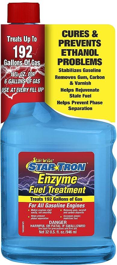 Amazon.com: Star Brite 14332 Star Tron enzima Tratamiento de ...