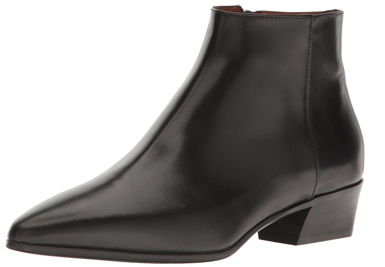 Black Aquatalia Womens Fire Calf Ankle Boot