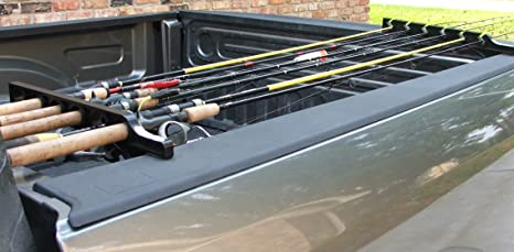 Roof pole holder all it is is one of these on the roof for Fishing pole rack for truck