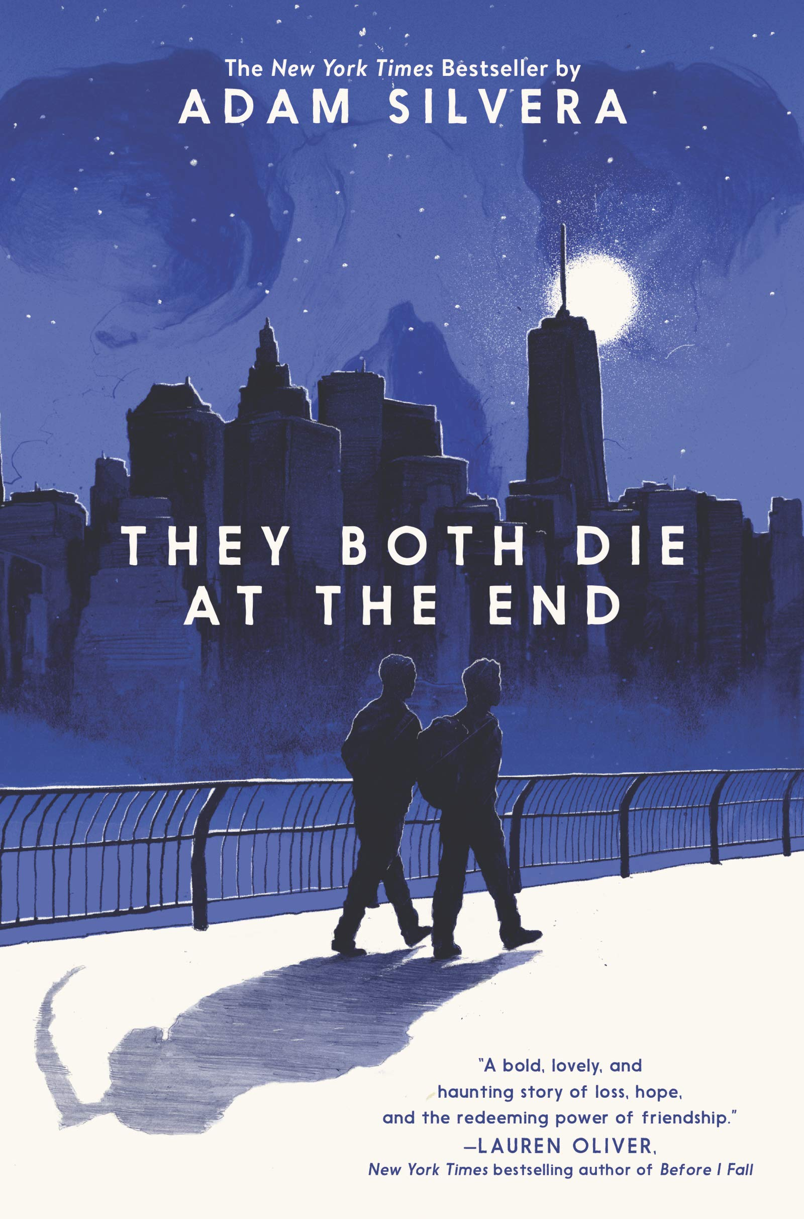 Amazon.com: They Both Die at the End (9780062457790): Silvera, Adam: Books