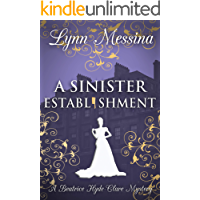 A Sinister Establishment: A Regency Cozy (Beatrice Hyde-Clare Mysteries Book 6)