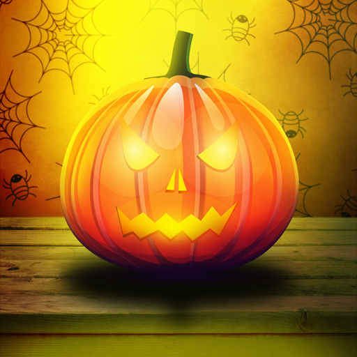 Wood Labyrinth Infinity Halloween : The Pumpkin and the deep black holes - Free -