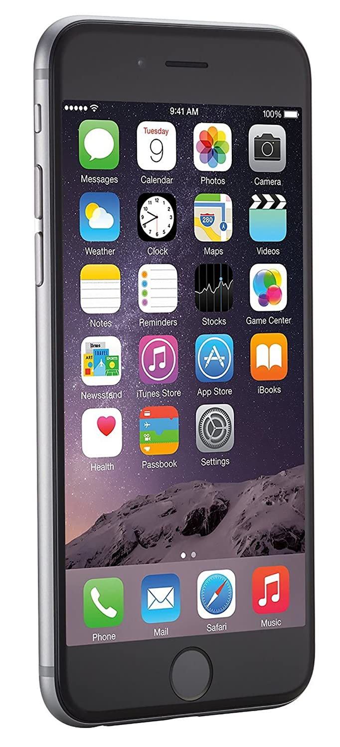 apple iphone 100. amazon.com: apple iphone 6 16 gb unlocked (certified refurbished): cell phones \u0026 accessories iphone 100