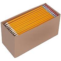 150-PK AmazonBasics Pre-sharpened Wood Cased 2 HB Pencils