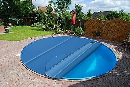 Abdeckplane Für Runden Pools Poolabdeckung Schwimmbadabdeckung 7 Größen