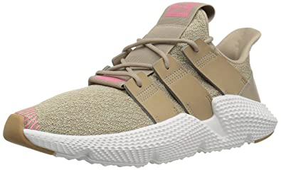 adidas Originals Men s Prophere Running Shoe Trace Khaki Chalk Pink 9358df416a71