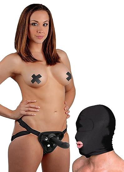 Master Series Mistress Femdom Pegging Kit