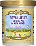 Premier One Organic Royal Jelly in Raw, Honey, Blue, 11 Ounce