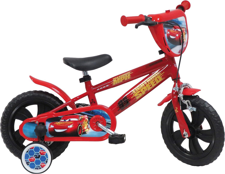 Mondo Multicolor 25413 CARS Bicicleta 12 Economica 3-5 A/ños