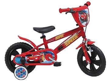CARS- Bicicleta 12 Economica 3-5 Años (25413), Mondo: Amazon.es: Juguetes y juegos