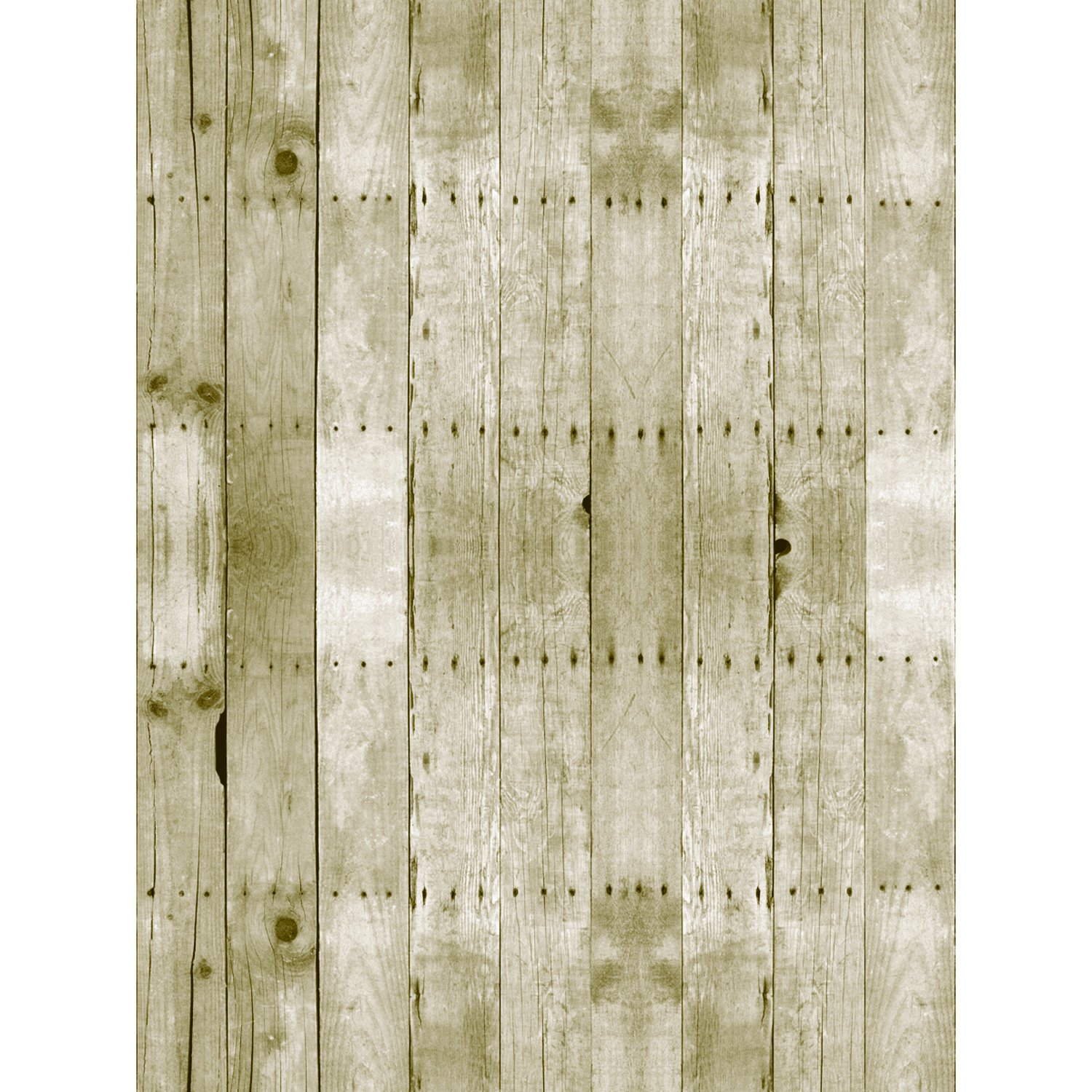 Pacon PAC56518-A1 Fadeless Paper Roll, 48'' Width, 12' Length, Barn Wood (Pack of 4)