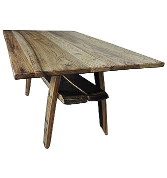 Amazon Com Hope Woodworking Rustic Barrel Coffee Table