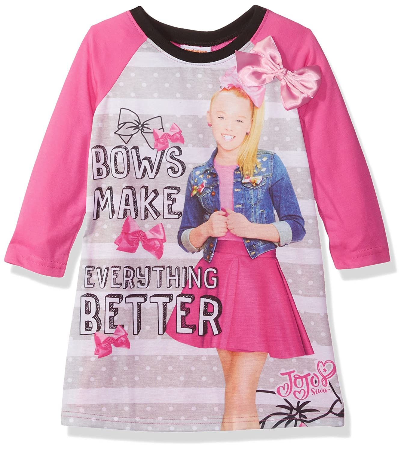 Nickelodeon Girls JoJo Nightgown JWGDL