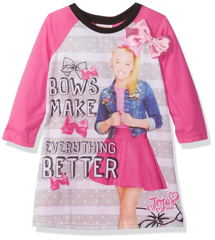 Nickelodeon Girls' JoJo Nightgown JWGDL