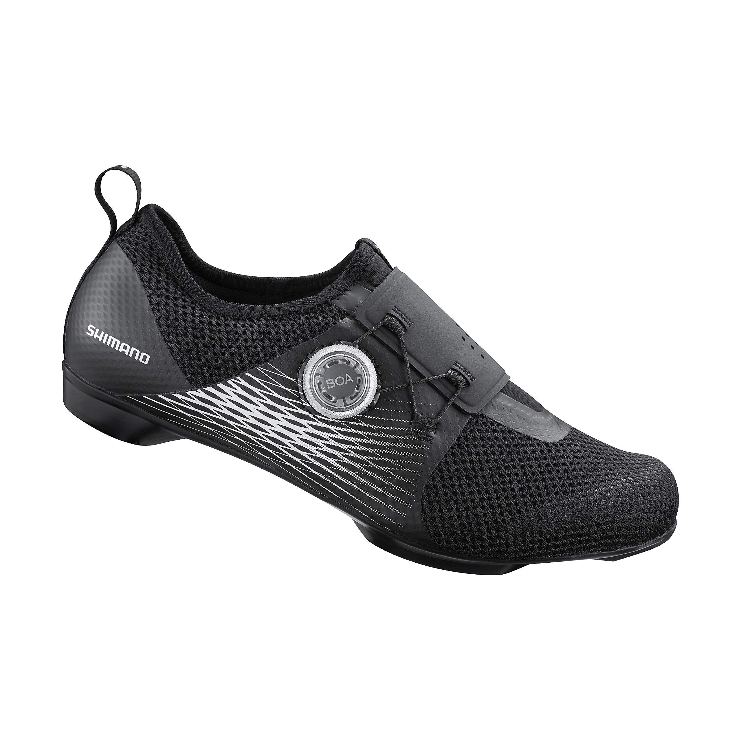 SHIMANO SH-IC500 Cycling Shoe - Women's, Black, 41 by SHIMANO