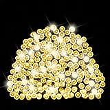 200 Luci Decorative LED ad Energia Solare Bianco Caldo da SPV Lights: Le Luci Solari e Specialisti di Illuminazione Solare (Libero 2 Anni Di Garanzia)