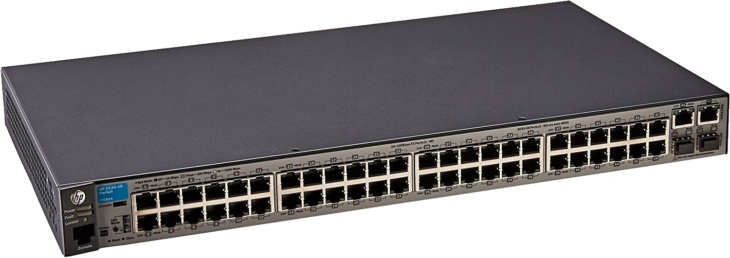 HP J9781A PROCURVE 2530-48 Switch