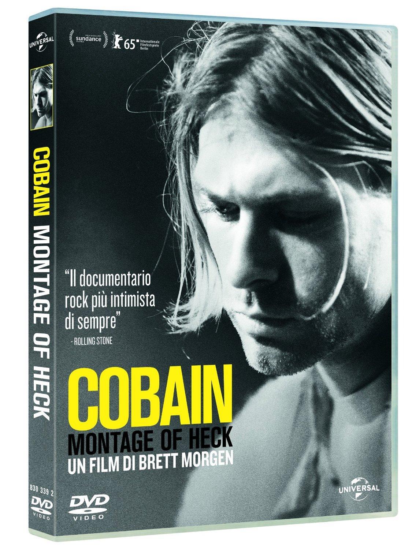 Cobain:_Montage_of_Heck [Italia] [DVD]