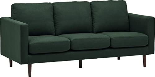Amazon Brand Rivet Revolve Modern Upholstered Sofa Couch Review
