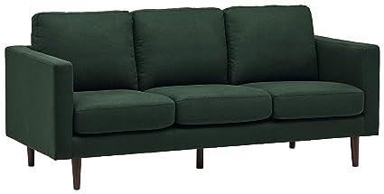 Amazon.com: Rivet Revolve - Sofá cama reversible, Poliéster ...